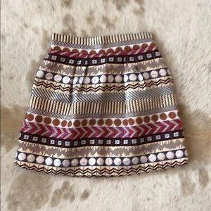 NWT Nomad by Morgan Carper Skirt - Anthropologie